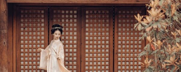 Various Types of Costumes in Hanfu