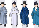 What is Da Hu - Chinese Traditional Male Clothing