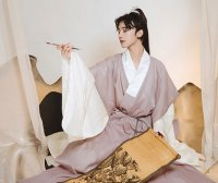 What is Da Hu – Chinese Traditional Male Clothing