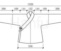 Hanfu Making(1) – Zhongyi Cutting & Sewing Patterns