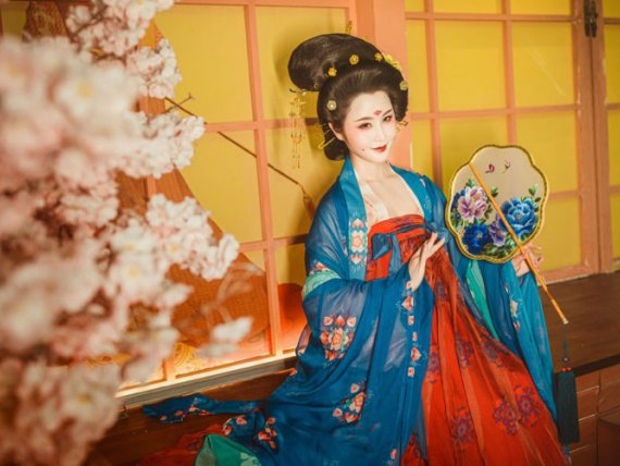 My Story with Hanfu: Just An Asian American Perspective On Hanfu