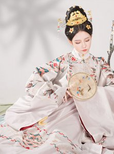 How to Wear Hanfu