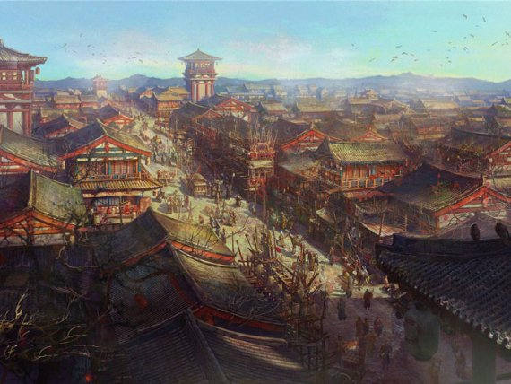 Timeline of Ancient China: From Shang to Tang Dynasty