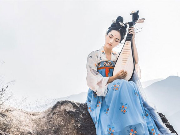 The Chinese Music and Its Instruments