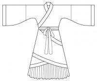 Hanfu Making(6) – Quju Cutting & Sewing Patterns