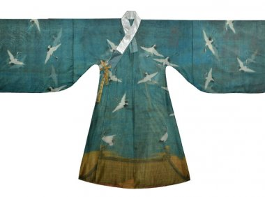 The Integration of Artifacts and Hanfu – [1]