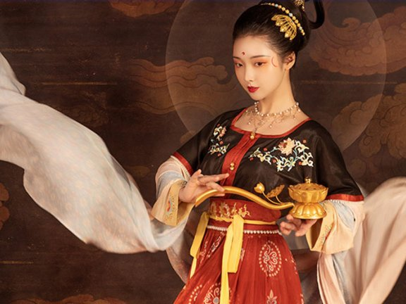 3 Classic Types of Tang Dynasty Patterns