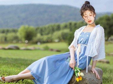 7 Sets of Summer Hanfu to Make You Unique