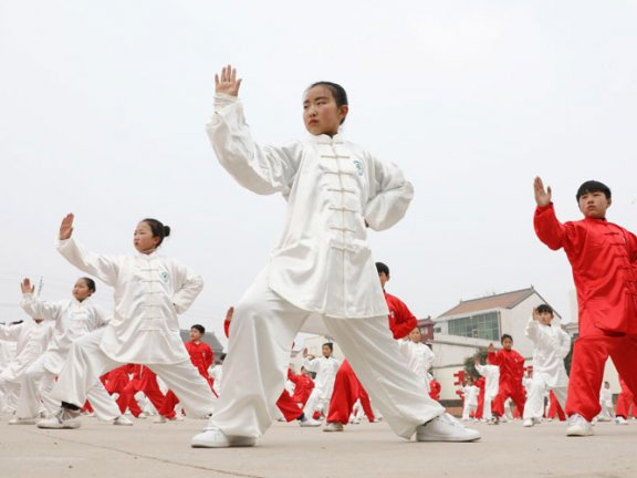 History and Development of Chinese Kung Fu [Martial Arts]