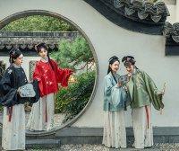 Chinese Long Skirt Fashion Through the Centuries – Hua Niao Qun