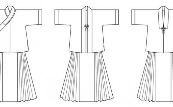 Hanfu Making(7) – Banbi Cutting & Sewing Patterns