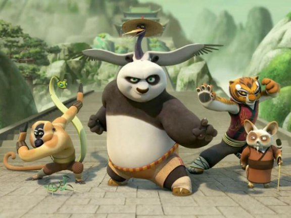 Hidden Chinese Culture in Kung Fu Panda Movies