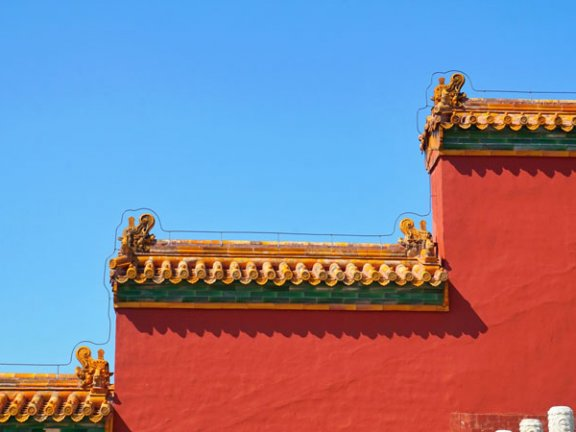 The Brief History of the Fascinating China-Red